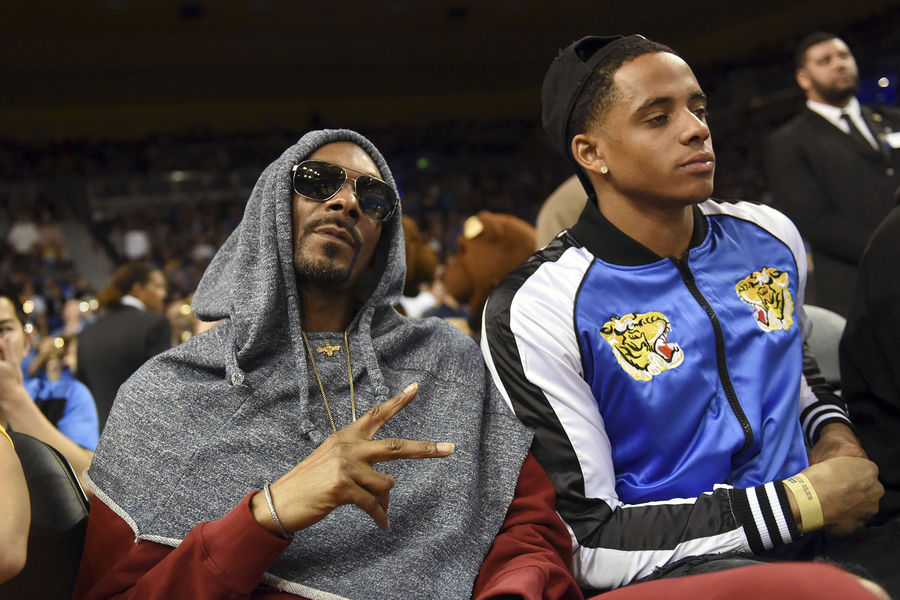 Cordell Broadus, le fils de Snoop Dogg : le nouveau prince des podiums