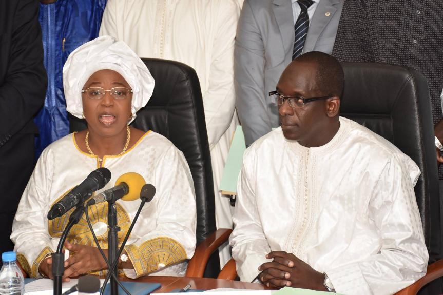 Ministère de la Santé : Les fortes recommandations de Eva Marie Coll Seck à Abdoulaye Diouf Sarr
