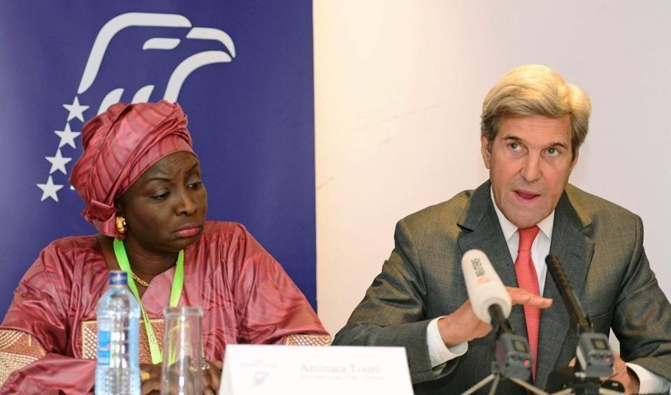 Présidentielle kényane: Mimi Touré et John Kerry livrent leur part de vérité