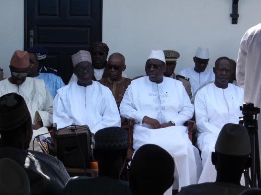 """Le Président Macky Sall invite les acteurs politiques, à privilégier les """"intérêts supérieurs du peuple"""""""