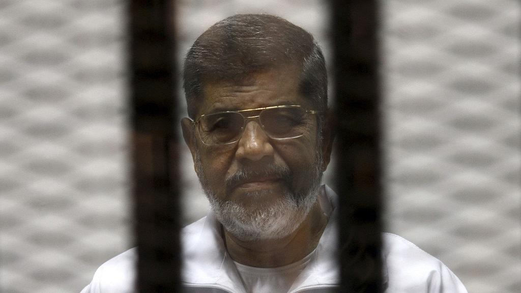 Egypte : une condamnation à vie contre l'ex-président Morsi confirmeé