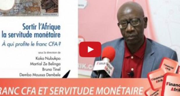 """Demba Moussa Dembélé : """"La stabilité du franc CFA ne profite pas aux Africains"""""""