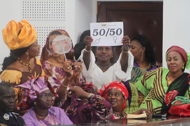 """Assemblée nationale : Aly Lô et Pape Diop  """"refusent """" la parité aux femmes"""