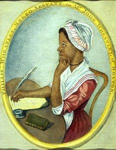 Phillis Wheatley, une esclave sénégambienne devenue l'une des premières poètes américaines