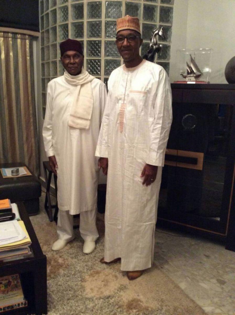 Audience avec Me Wade: Abdoul Mbaye à l'école de la ruse ? (décryptage Leral)