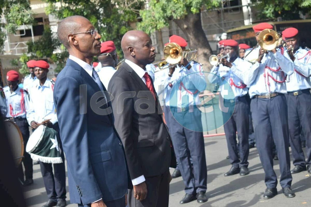 (19 Photos) - Cérémonie de Passation de Service au Ministère de l'intérieur et de la Sécurité Publique