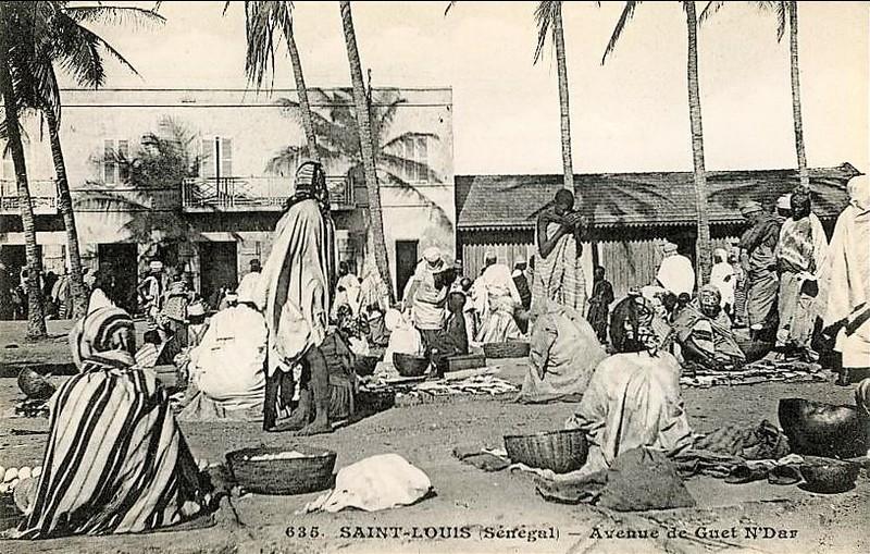 Saint-Louis du Sénégal, un gardien du temps