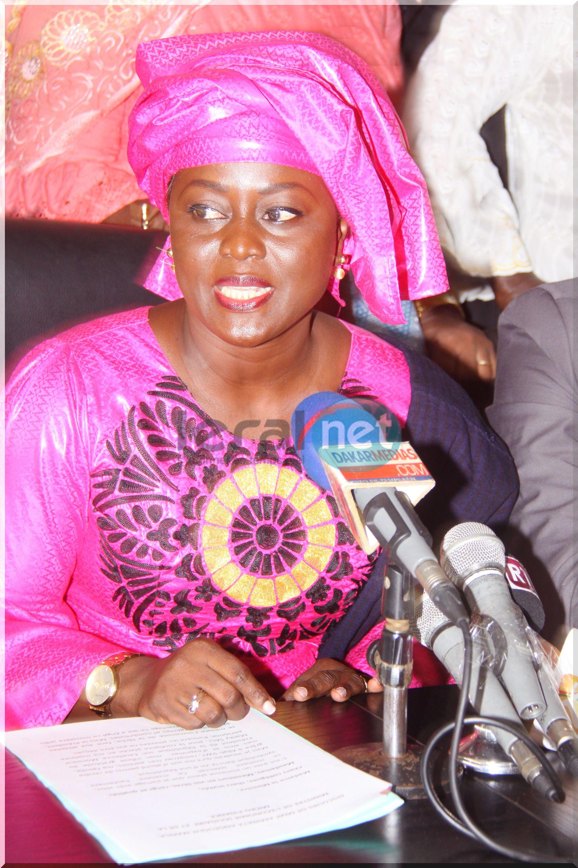 Photos passation Ministère Femme