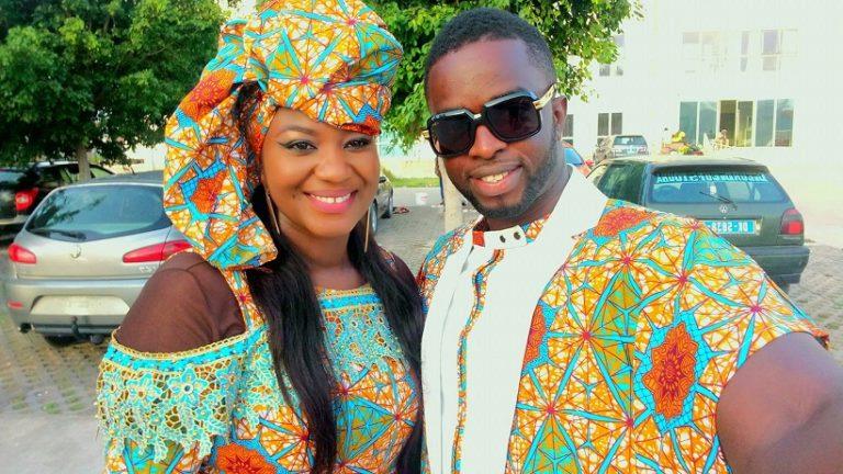"""10 Photos ) Mia du couple MAABO à son mari Abdoul Guisse: """" La ..."""