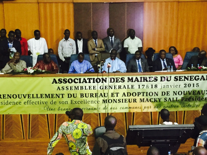 """Association des maires du Sénégal : """"Il faut s'attendre à une guerre de succession…"""" (Experts)"""