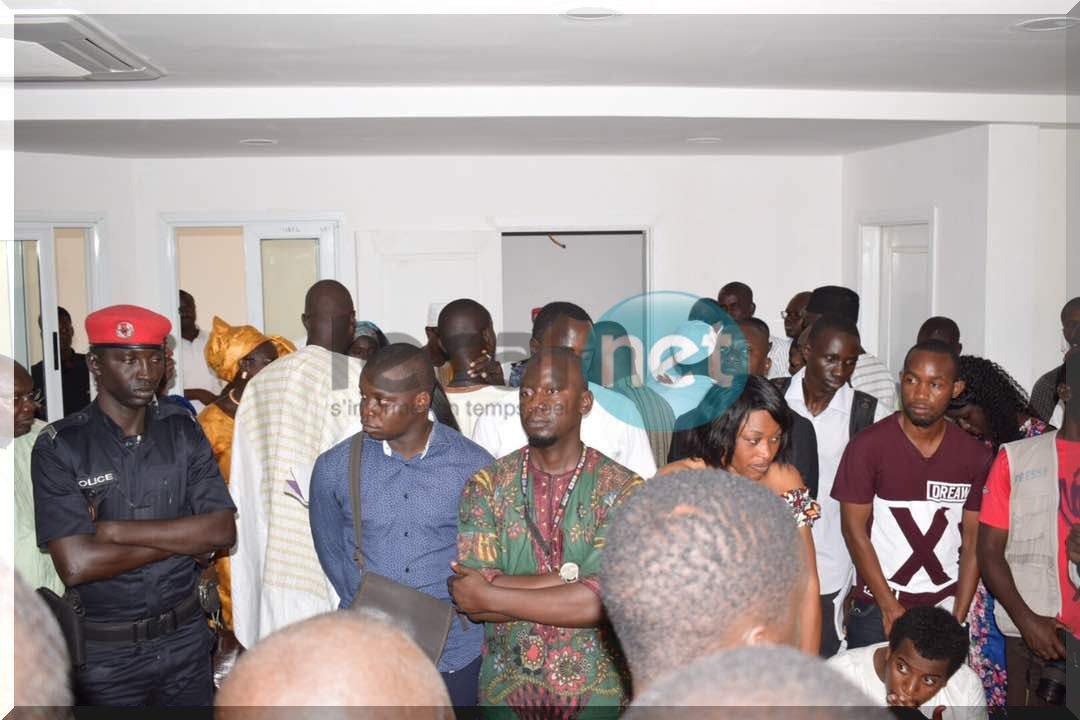 Passation de service entre Thierno Niane et Aliou Sall: Les journalistes boudent la cérémonie