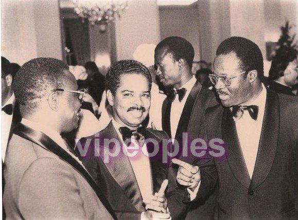 Photos : Djibo Kâ et Habib Thiam du temps de leur tendre jeunesse, adouna dou touss...