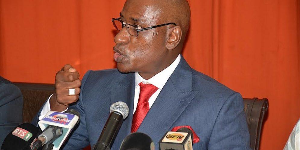 Seydou Niane, ex Dg Cdc: « Le bilan de la Cdc passe de 69 à 130 milliards de Francs de 2012 à 2017 »