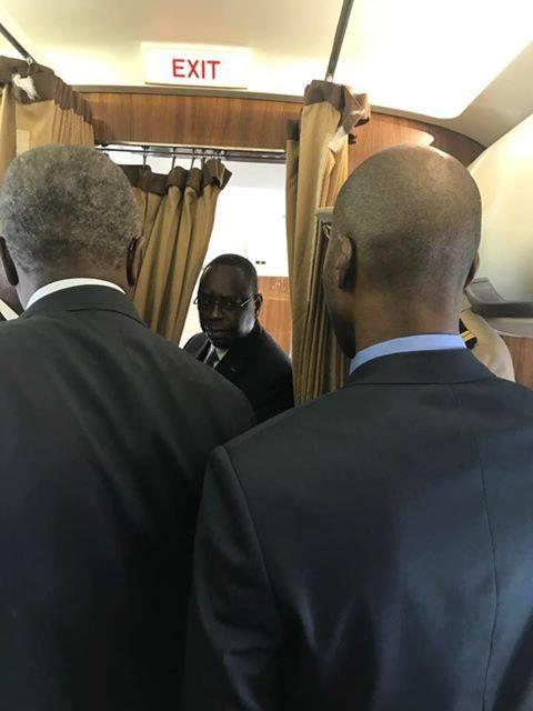 Macky Sall très affecté par le décès de Al Amine