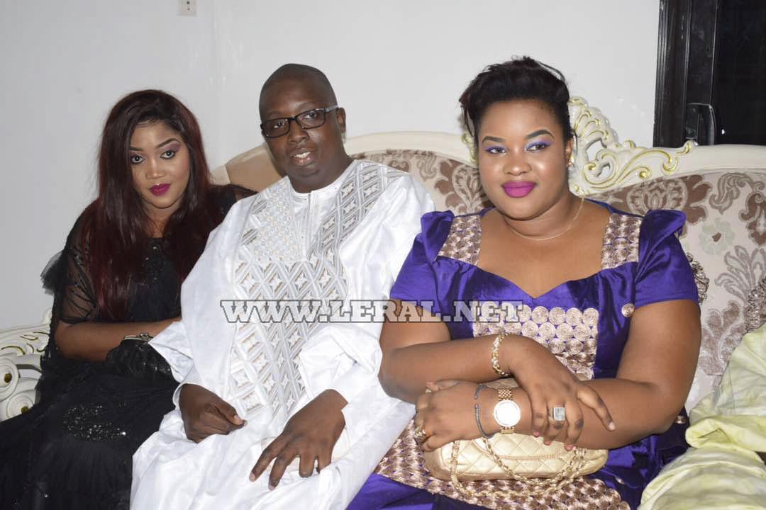 12 Photos:Mariage de Pèdre Ndiaye et Fatou Lo