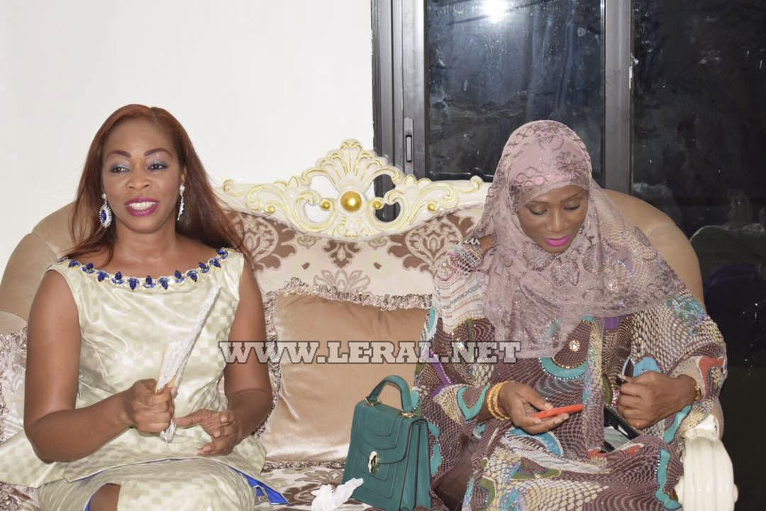 Photos Ngoné et Aby Ndour