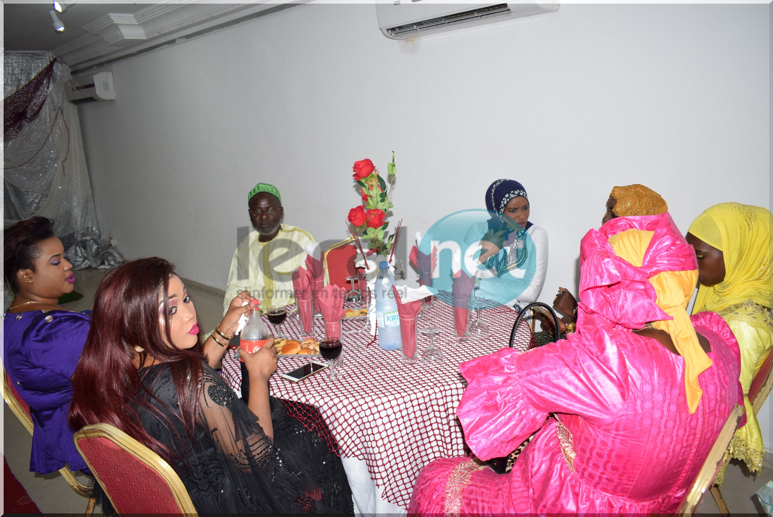 Photos : Fatou Lo, celle qui illumine la vie Pèdre Ndiaye