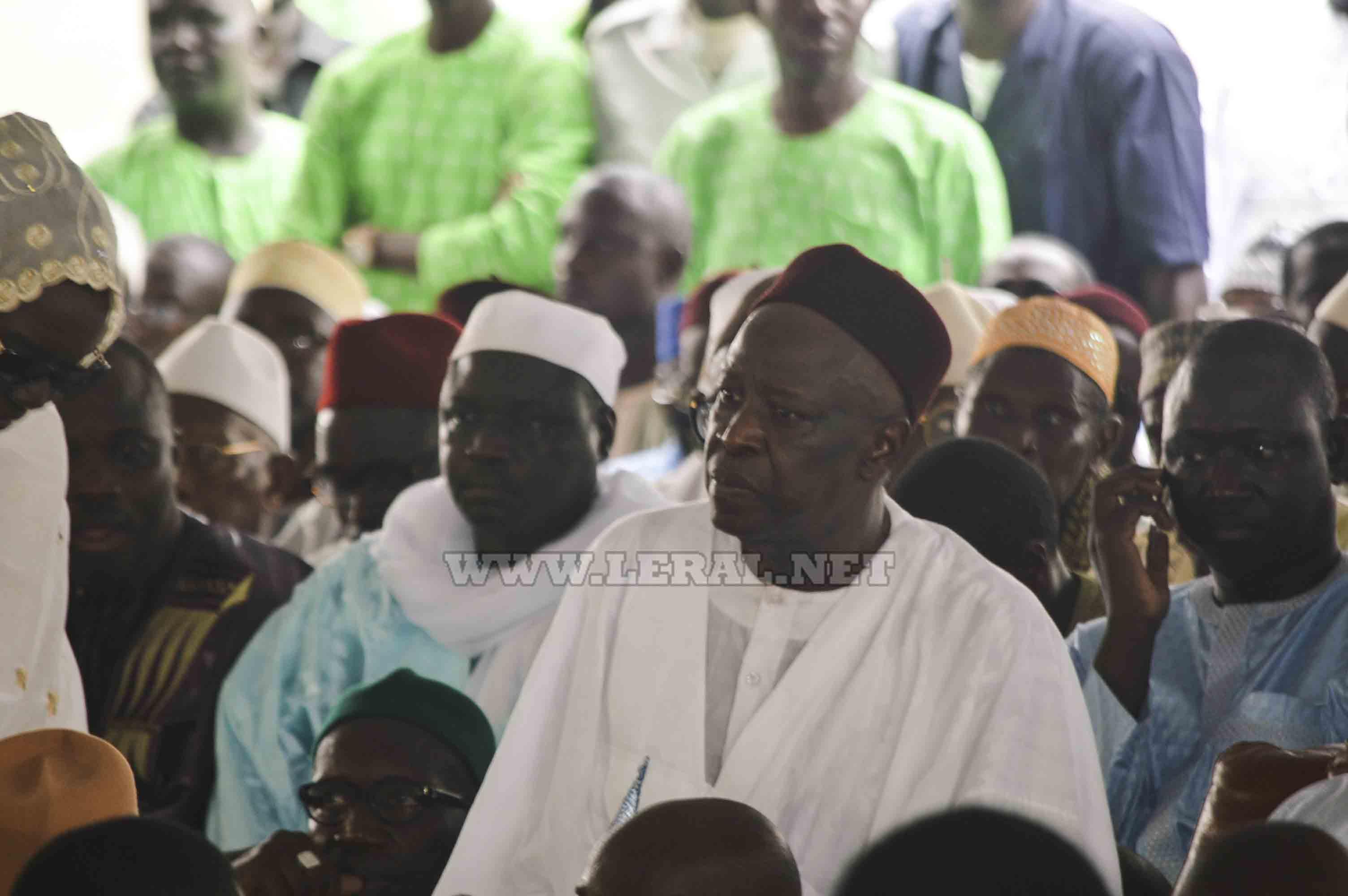 13 Photos: Revivez en images la cérémonie du troisième jour du rappel à DIEU d'Al Amine