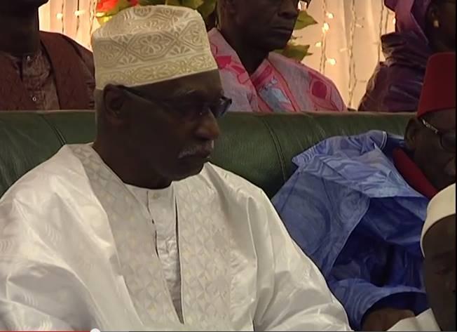 Présentation de condoléances:  Serigne Mbaye Sy Mansour, la délégation de Wade et les larmes de Doudou Wade