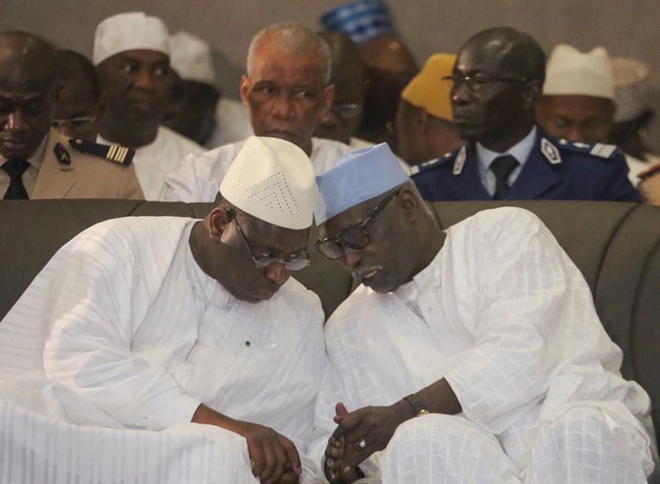 Rappel à DIEU d'Abdoul Aziz Sy : Macky Sall et le gouvernement rendent un hommage appuyé à Al Amine