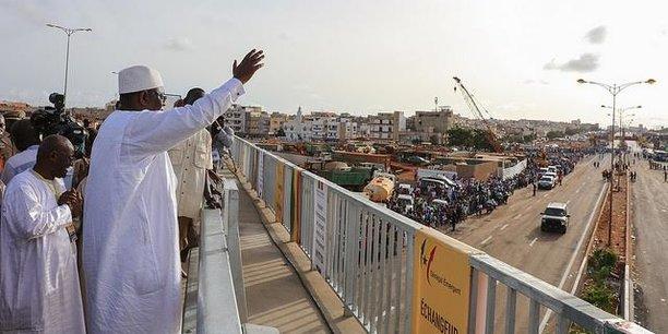 Le président Sall a invité les bailleurs de fonds à aider à la construction de chemins de fer pour développer le commerce intra-africain (Crédits : DR)
