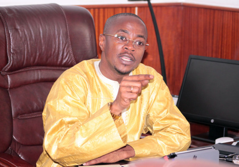 Abdou Mbow : « Je souhaite que Khalifa Sall sorte de prison le plus rapidement possible»