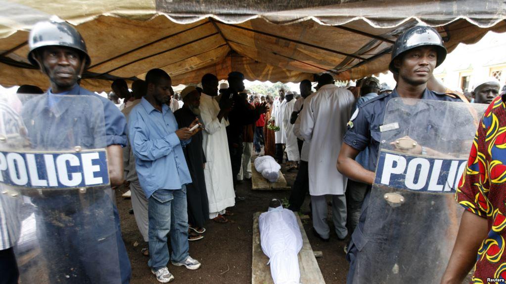 Des ONG demandent justice huit ans après le massacre de 2009 en Guinée