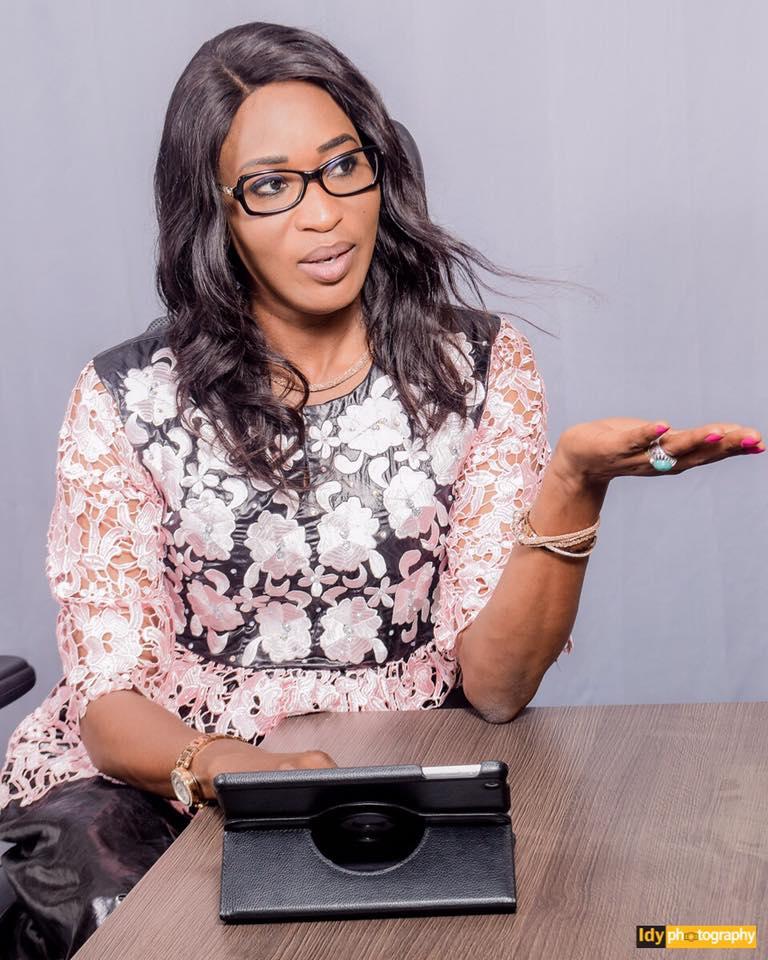 """Zahra Iyane Thiam fait allusion à Mamadou Ndoye:""""penser que des révélations fracassantes peuvent déranger l'ordre des choses, c'est ..."""""""