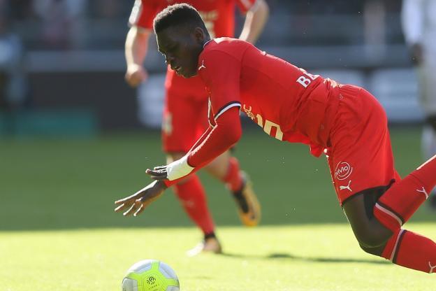 Rennes: Ismaila Sarr sera absent plus longtemps que prévu