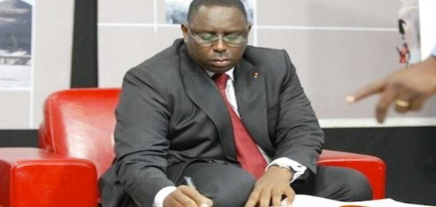 Le président Macky Sall demande au gouvernement d'assurer une bonne rentrée scolaire et universitaire