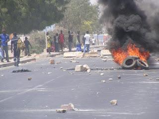 Affrontements entre deux Asc à Bargny: plusieurs blessés et des maisons incendiées…