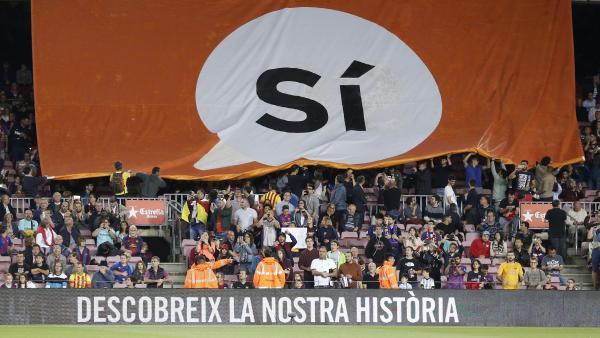 Espagne: le Barça prend position pour le référendum catalan, Piqué fait polémique