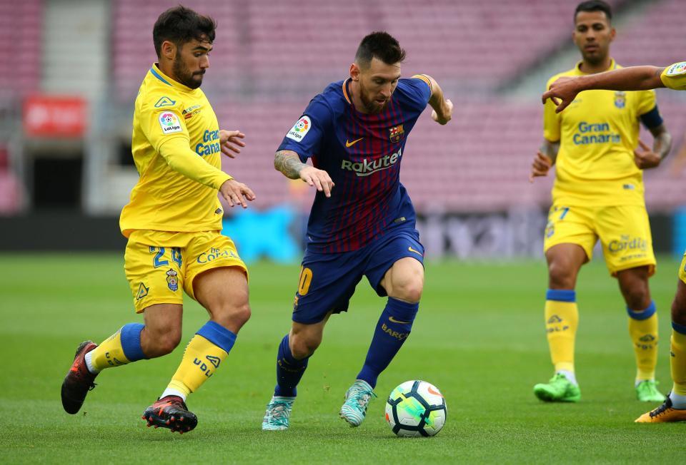 Le Barça bat Las Palmas dans un Camp Nou fermé au public