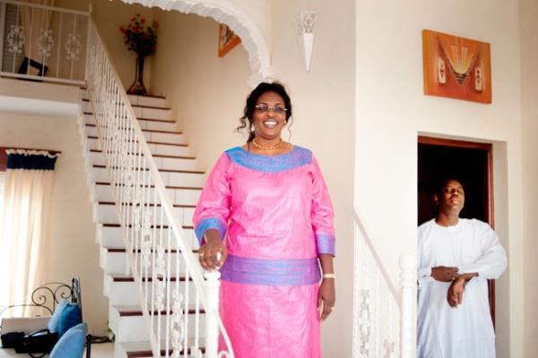 Macky Sall déménage dans sa cossue villa à  Mermoz !