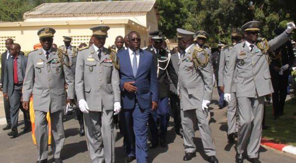 Macky Sall nomme 5 nouveaux généraux, Momar Guèye devient de Directeur de l'Hôpital principal de  Dakar