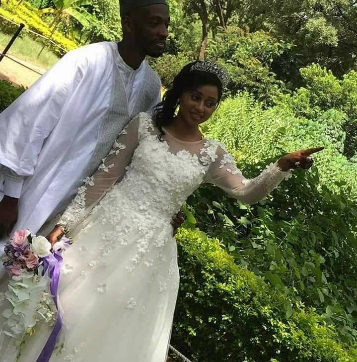 En Images: Le mariage de la Championne d'Afrique en taekwondo, Aminata Makou Traoré…