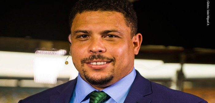 Le Brésilien Ronaldo sort son équipe de rêve, et omet une grande star du football
