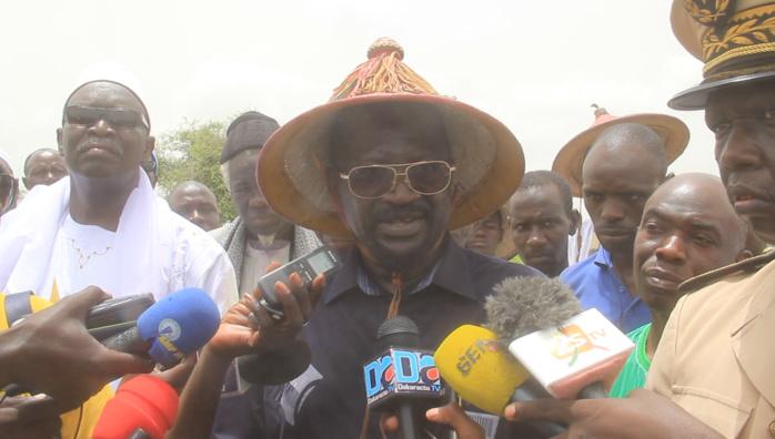 Khelcom: Pape Abdoulaye Seck magnifie l'exemple du périmètre agricole de feu Serigne Saliou Mbacké
