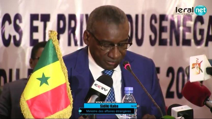 Tournée diplomatique : Me Sidiki Kaba au Mali, en Guinée-Bissau, en Gambie, en Guinée-Conakry, au Cap-Vert et en Mauritanie