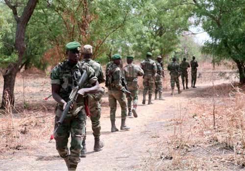 Kédougou: Arrestation mouvementée d'une bande de braqueurs sur l'axe Bembou- Sabodala