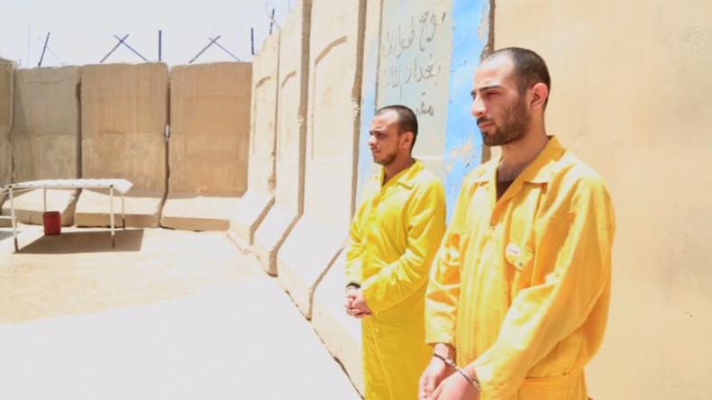 Deux combattants de Daesh en prison à Rebeuss