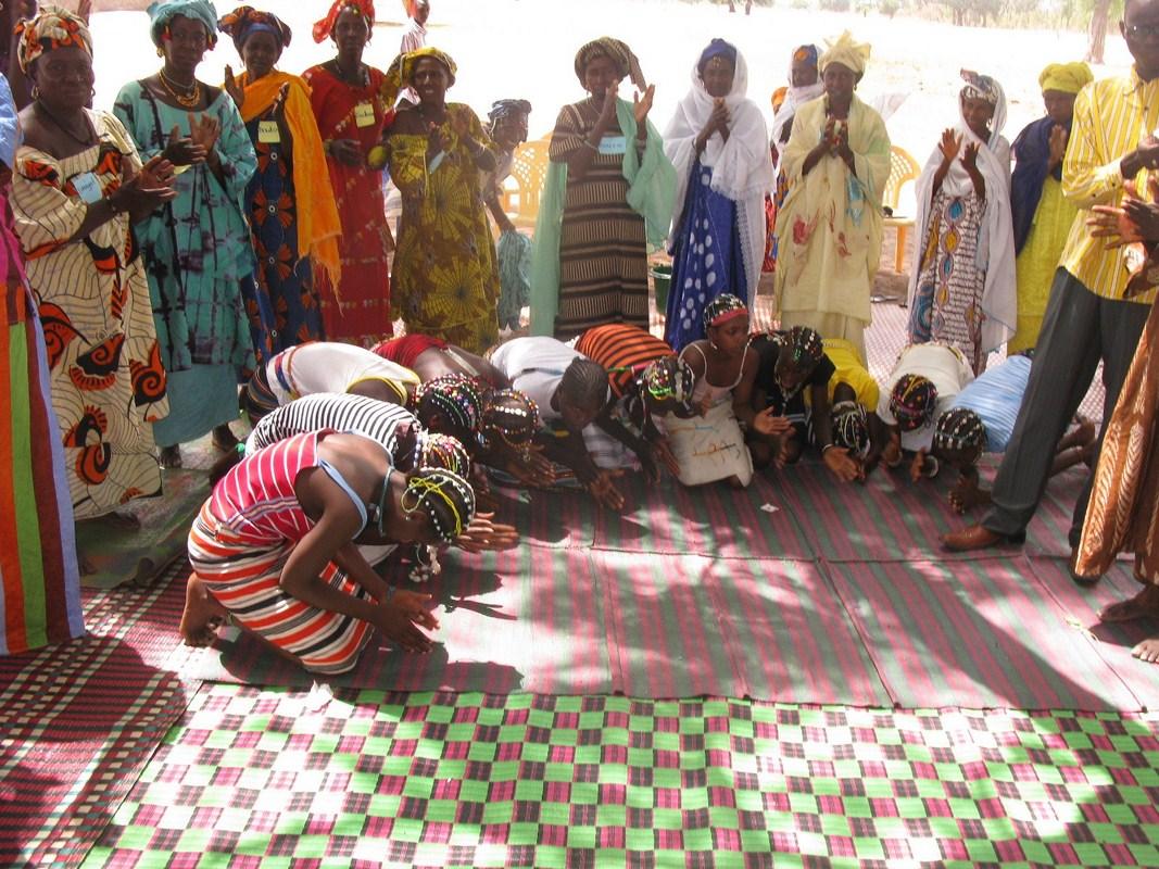 Grossesses précoces au Sénégal : Sédhiou occupe la 1ère place avec 30%