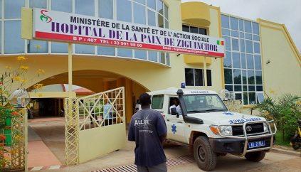 Ziguinchor: 7000 malades mentaux reçus par an, au Centre psychiatrique Emile Badiane