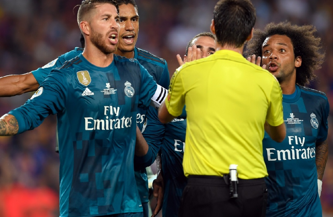 """Ramos explique pourquoi un """"penaltygate"""" est impossible au Real Madrid"""