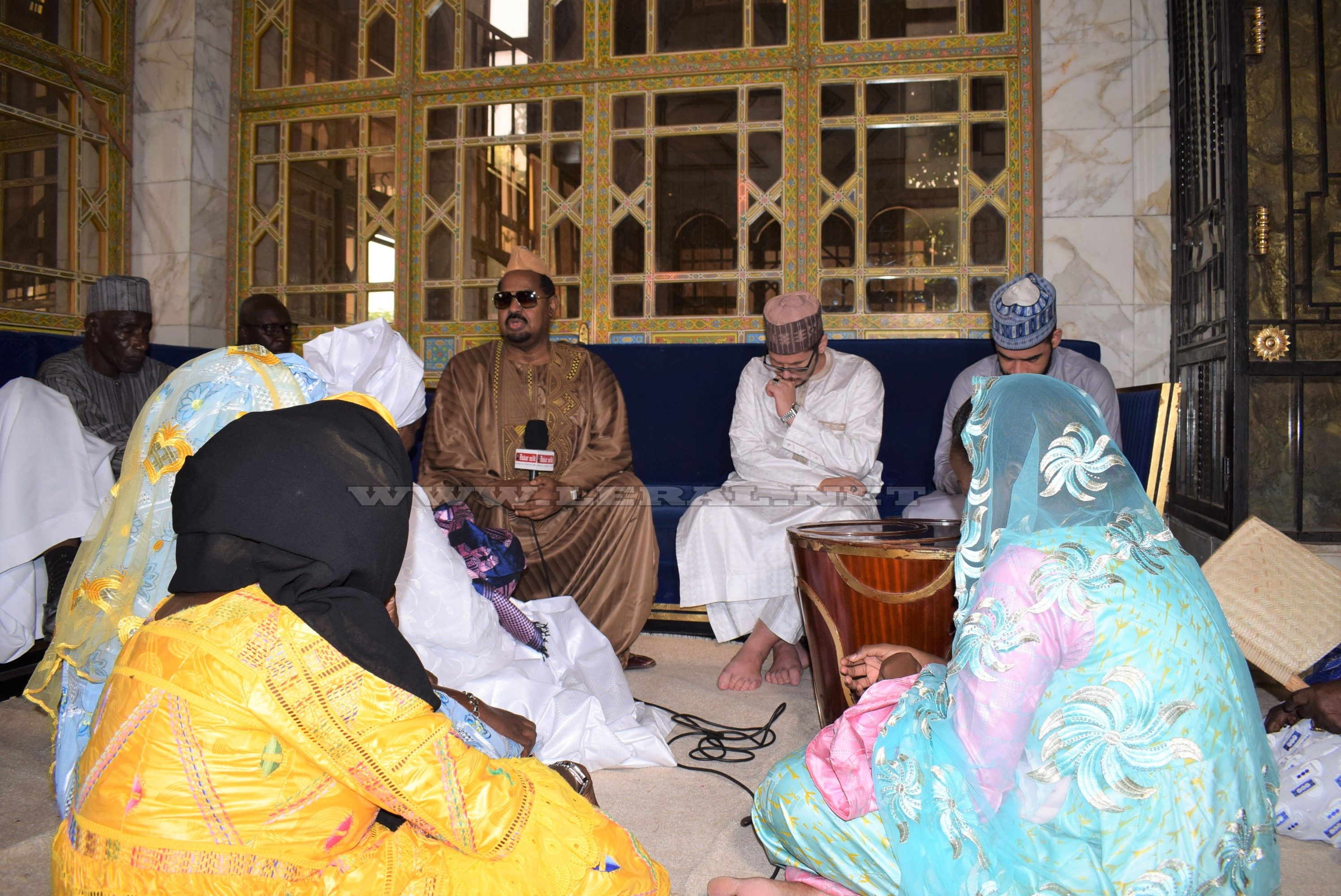Photos : Baptême de la petite fille de Ahmed Khalifa Niasse, elle s'appelle Alimatou Sadiya