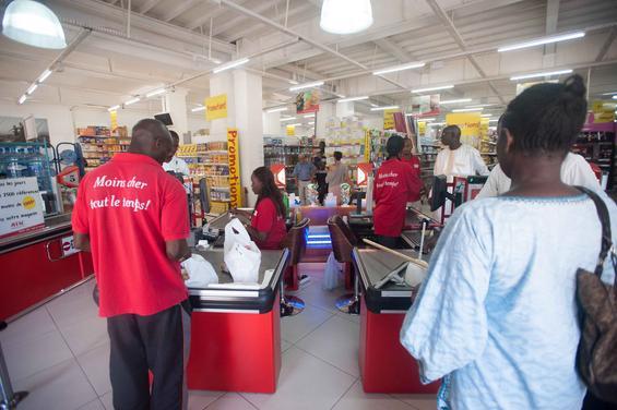 """Magasin Auchan de """"Keur Gorgui"""" : deux élèves envoyés en prison pour vol d'un flacon de parfum"""