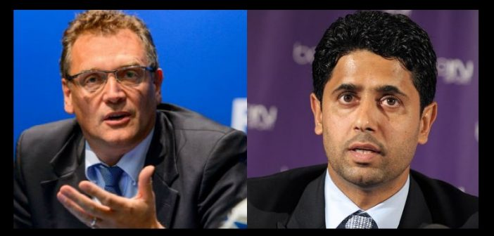 Sport: Le président du PSG soupçonné d'avoir corrompu un responsable de la FIFA avec une villa