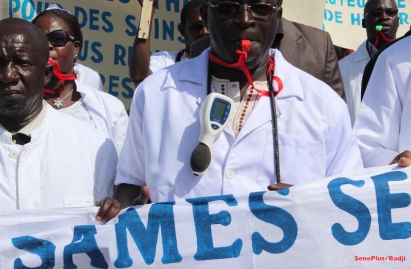 Santé : Le SAMES menace de déterrer la hache de guerre