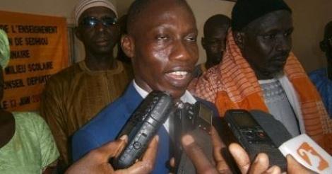 Le député Boubacar Biaye révèle les véritables motivations du Professeur Babacar Guèye sur le 3e mandat