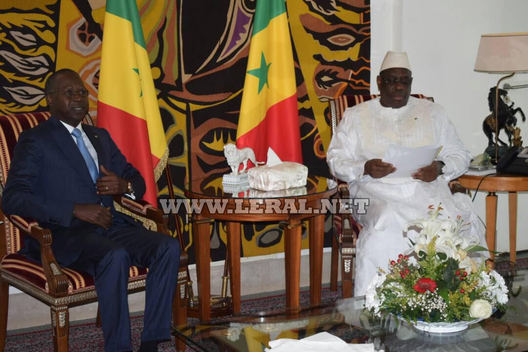 Conseil interministériel franco-sénégalais : Dionne et plusieurs membres de son gouvernement à Paris